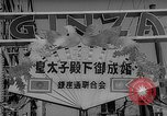 Image of royal wedding preparations Tokyo Japan, 1959, second 8 stock footage video 65675071751