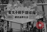 Image of royal wedding preparations Tokyo Japan, 1959, second 9 stock footage video 65675071751