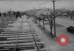 Image of royal wedding preparations Tokyo Japan, 1959, second 29 stock footage video 65675071751