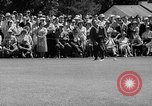Image of Masters Golf Tournament Augusta Georgia USA, 1959, second 18 stock footage video 65675071753