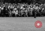 Image of Masters Golf Tournament Augusta Georgia USA, 1959, second 25 stock footage video 65675071753