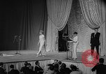 Image of fashion parade Universal City Los Angeles California USA, 1964, second 36 stock footage video 65675071763