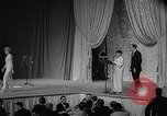 Image of fashion parade Universal City Los Angeles California USA, 1964, second 38 stock footage video 65675071763