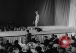 Image of fashion parade Universal City Los Angeles California USA, 1964, second 55 stock footage video 65675071763