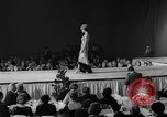 Image of fashion parade Universal City Los Angeles California USA, 1964, second 58 stock footage video 65675071763