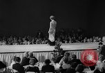 Image of fashion parade Universal City Los Angeles California USA, 1964, second 60 stock footage video 65675071763