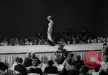 Image of fashion parade Universal City Los Angeles California USA, 1964, second 61 stock footage video 65675071763