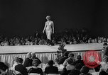 Image of fashion parade Universal City Los Angeles California USA, 1964, second 62 stock footage video 65675071763