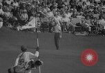 Image of Masters Golf Tournament Augusta Georgia USA, 1964, second 18 stock footage video 65675071764