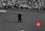 Image of Masters Golf Tournament Augusta Georgia USA, 1964, second 45 stock footage video 65675071764
