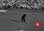 Image of Masters Golf Tournament Augusta Georgia USA, 1964, second 48 stock footage video 65675071764