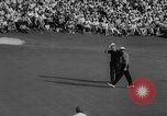 Image of Masters Golf Tournament Augusta Georgia USA, 1964, second 53 stock footage video 65675071764