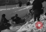 Image of reindeer race Russia, 1962, second 8 stock footage video 65675071769