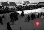 Image of reindeer race Russia, 1962, second 57 stock footage video 65675071769