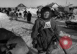 Image of reindeer race Russia, 1962, second 61 stock footage video 65675071769