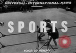 Image of Annual Junior Boxing Tournament Annapolis Maryland USA, 1948, second 3 stock footage video 65675071772