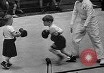Image of Annual Junior Boxing Tournament Annapolis Maryland USA, 1948, second 36 stock footage video 65675071772