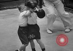 Image of Annual Junior Boxing Tournament Annapolis Maryland USA, 1948, second 39 stock footage video 65675071772