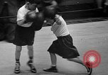Image of Annual Junior Boxing Tournament Annapolis Maryland USA, 1948, second 43 stock footage video 65675071772