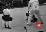 Image of Annual Junior Boxing Tournament Annapolis Maryland USA, 1948, second 57 stock footage video 65675071772