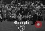 Image of Masters Golf Tournament Augusta Georgia USA, 1948, second 2 stock footage video 65675071773