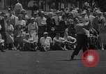 Image of Masters Golf Tournament Augusta Georgia USA, 1948, second 4 stock footage video 65675071773