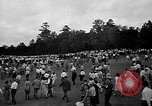 Image of Masters Golf Tournament Augusta Georgia USA, 1948, second 25 stock footage video 65675071773
