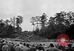 Image of Masters Golf Tournament Augusta Georgia USA, 1948, second 39 stock footage video 65675071773