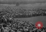 Image of Masters Golf Tournament Augusta Georgia USA, 1948, second 62 stock footage video 65675071773
