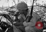 Image of 158th Infantry 2nd Battalion Arawe New Britain Papua New Guinea, 1943, second 15 stock footage video 65675071777