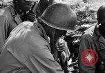 Image of 158th Infantry 2nd Battalion Arawe New Britain Papua New Guinea, 1943, second 36 stock footage video 65675071777