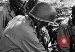 Image of 158th Infantry 2nd Battalion Arawe New Britain Papua New Guinea, 1943, second 37 stock footage video 65675071777