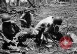 Image of 158th Infantry 2nd Battalion Arawe New Britain Papua New Guinea, 1943, second 6 stock footage video 65675071779