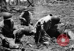 Image of 158th Infantry 2nd Battalion Arawe New Britain Papua New Guinea, 1943, second 14 stock footage video 65675071779