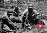 Image of 158th Infantry 2nd Battalion Arawe New Britain Papua New Guinea, 1943, second 15 stock footage video 65675071779