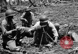Image of 158th Infantry 2nd Battalion Arawe New Britain Papua New Guinea, 1943, second 16 stock footage video 65675071779