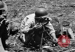 Image of 158th Infantry 2nd Battalion Arawe New Britain Papua New Guinea, 1943, second 18 stock footage video 65675071779