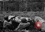 Image of 158th Infantry 2nd Battalion Arawe New Britain Papua New Guinea, 1943, second 45 stock footage video 65675071779