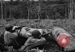 Image of 158th Infantry 2nd Battalion Arawe New Britain Papua New Guinea, 1943, second 49 stock footage video 65675071779