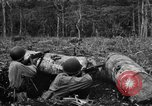 Image of 158th Infantry 2nd Battalion Arawe New Britain Papua New Guinea, 1943, second 51 stock footage video 65675071779