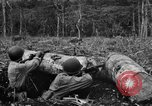 Image of 158th Infantry 2nd Battalion Arawe New Britain Papua New Guinea, 1943, second 52 stock footage video 65675071779