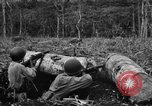 Image of 158th Infantry 2nd Battalion Arawe New Britain Papua New Guinea, 1943, second 53 stock footage video 65675071779