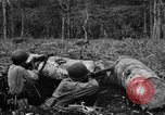 Image of 158th Infantry 2nd Battalion Arawe New Britain Papua New Guinea, 1943, second 54 stock footage video 65675071779