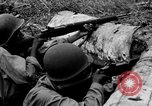 Image of 158th Infantry 2nd Battalion Arawe New Britain Papua New Guinea, 1943, second 57 stock footage video 65675071779