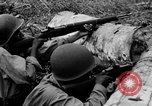 Image of 158th Infantry 2nd Battalion Arawe New Britain Papua New Guinea, 1943, second 58 stock footage video 65675071779