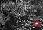 Image of 158th Infantry 2nd Battalion Arawe New Britain Papua New Guinea, 1943, second 1 stock footage video 65675071780