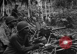 Image of 158th Infantry 2nd Battalion Arawe New Britain Papua New Guinea, 1943, second 3 stock footage video 65675071780