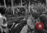 Image of 158th Infantry 2nd Battalion Arawe New Britain Papua New Guinea, 1943, second 10 stock footage video 65675071780