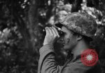 Image of communication activities Peleliu Palau Islands, 1945, second 14 stock footage video 65675071792