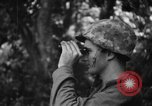 Image of communication activities Peleliu Palau Islands, 1945, second 15 stock footage video 65675071792